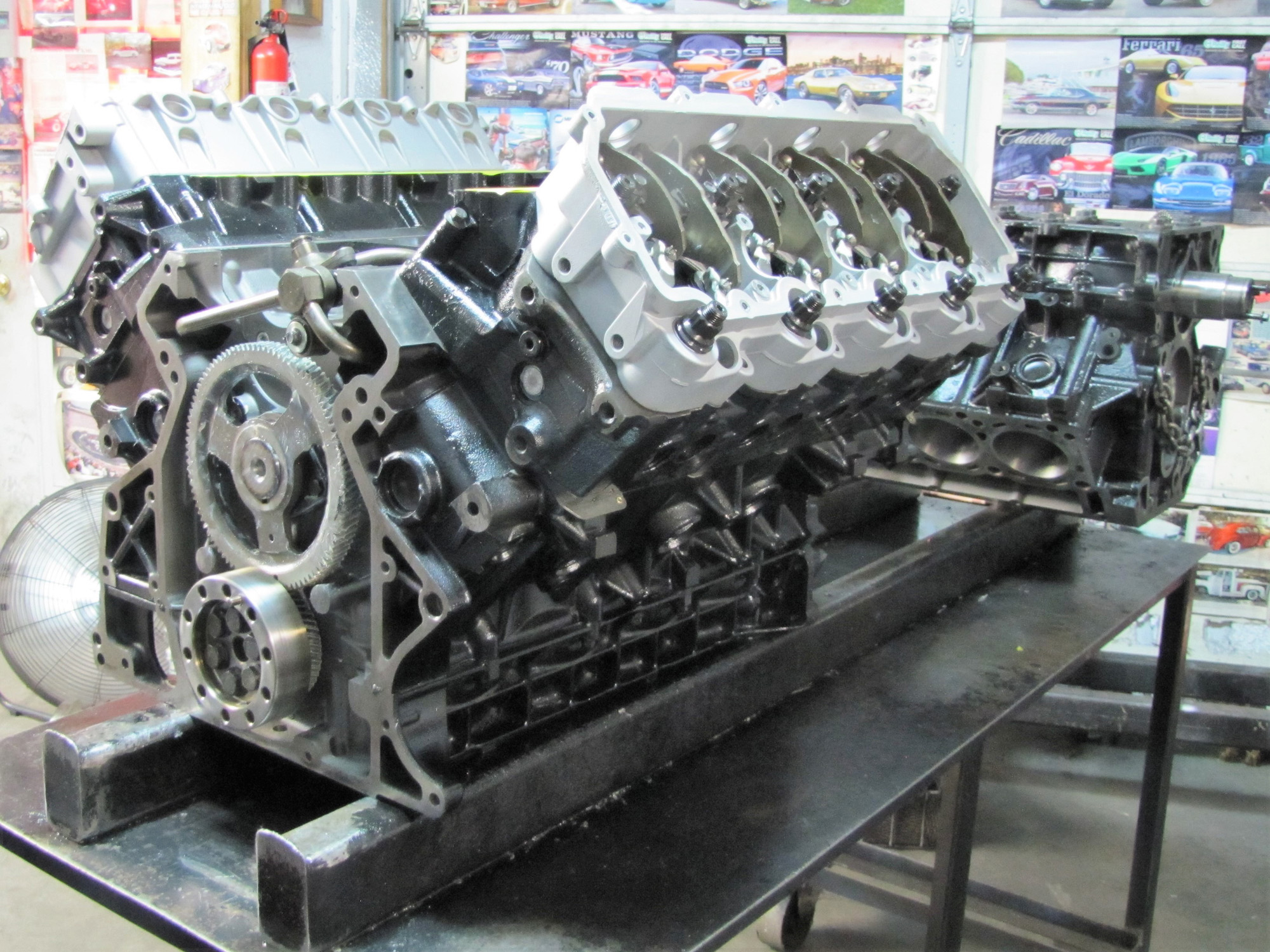 6 0 Powerstroke diesel engines